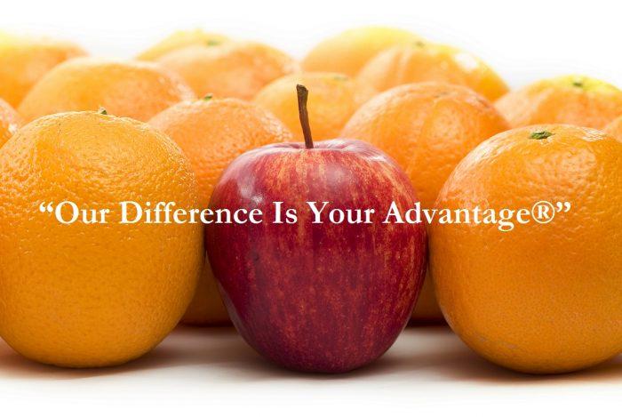 Dickstein Apple and Oranges